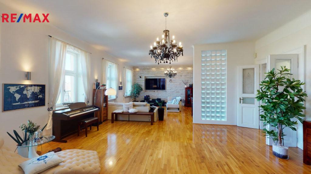 Prodej bytu 4+kk v osobním vlastnictví 155 m², Praha 5 - Smíchov | PORNER REALITY