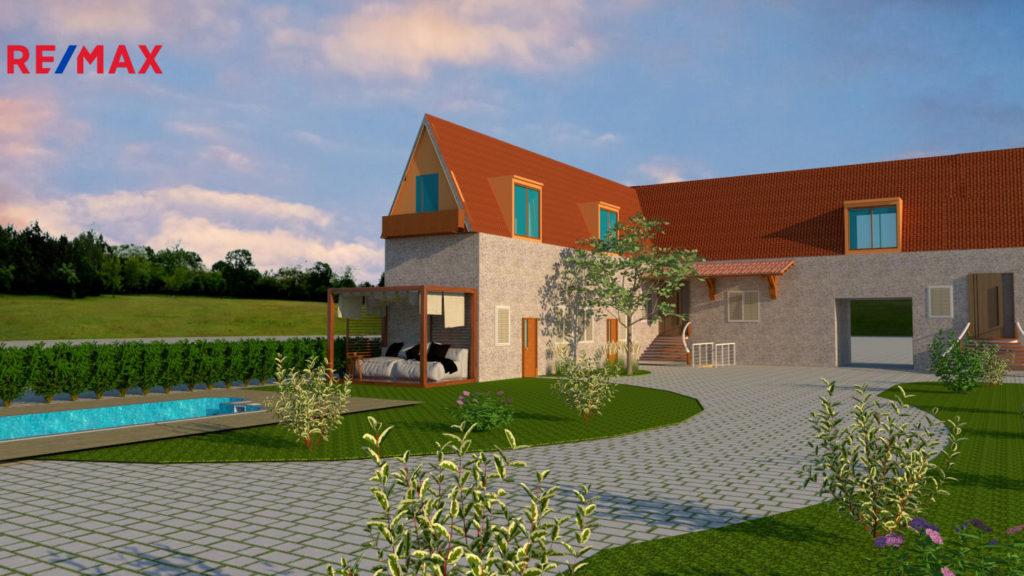 Prodej domu 281 m², Kožlany | PORNER REALITY