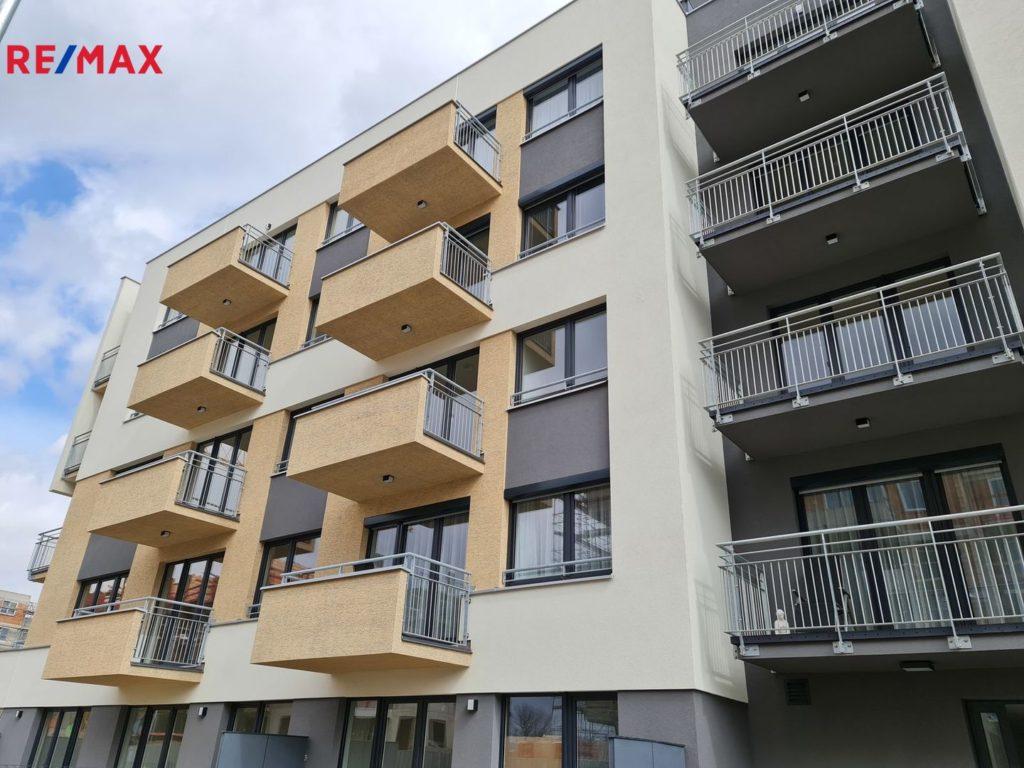 Pronájem bytu 1+kk v osobním vlastnictví 30 m²